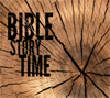 Bible Story Time - Jesus, Four Friends, & a Paralyzed Man